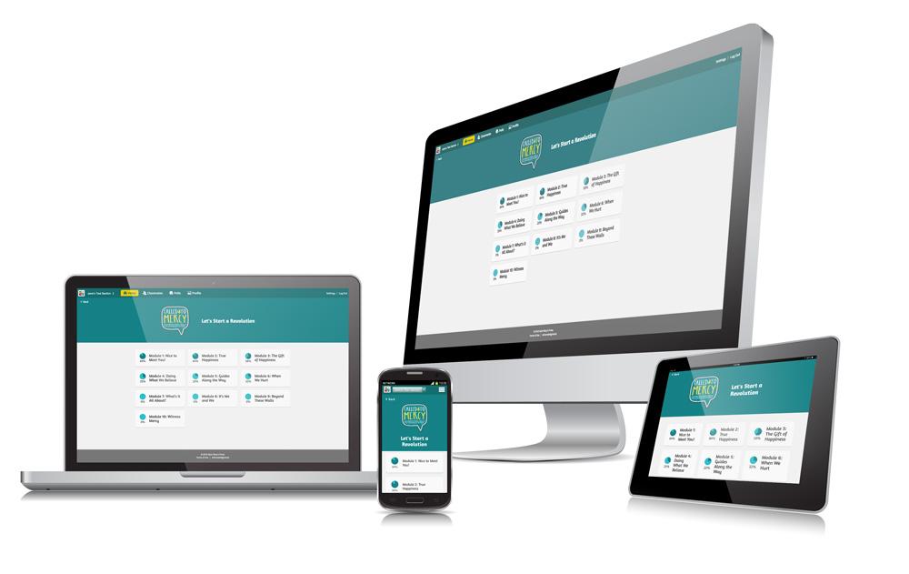 Confirmation Program Online